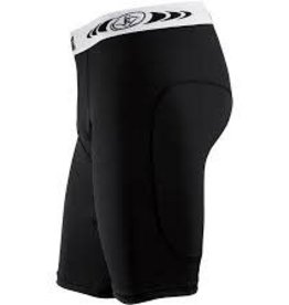 EASTON EASTON SLIDING SHORTS BLK YOUTH GIRLS M
