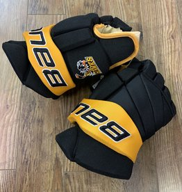 BAUER HAWK BAUER CUSTOM  PRO HOCKEY GLOVES SENIOR