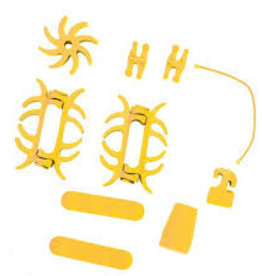 PSE PSE Color Kit YELLOW Color Dampers