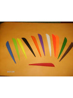"BOHNING CO LTD DURAVANES 3-D 3"" ASSORTED COLOURS"