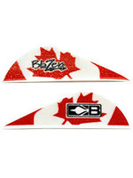 BOHNING CO LTD BOHNING BLAZER VANES CANADIAN FLAG 100 PC.
