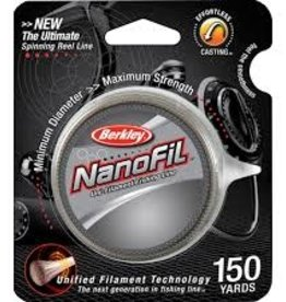Berkley BERKLEY NANOFIL 150YDS 8LB