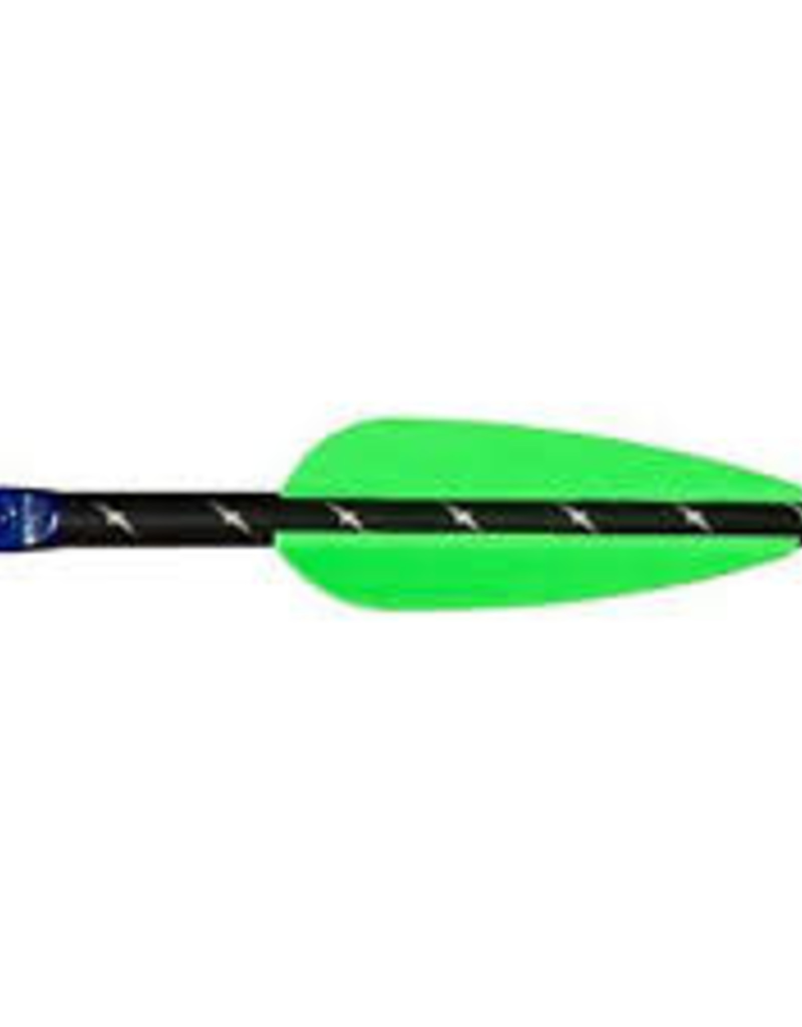 AAE USA AAE ELITE PLASTICFLETCH  #40 GREEN
