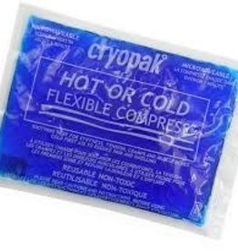 CRYOPAK CRYOPAK HOT OR COLD FLEXIBLE COMPRESS