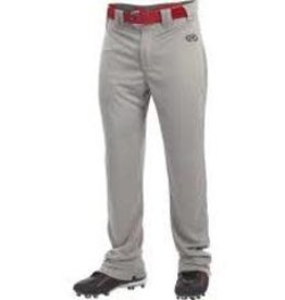 CCM Hockey RAWLINGS RELAXED FIT BALL PANTS MENS GREY