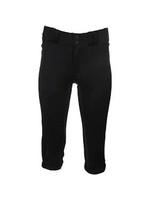 RAWLINGS RAWLINGS BALL PANTS WOMEN BLK LG
