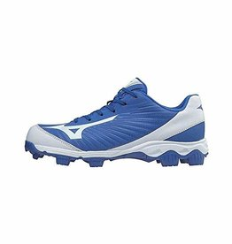 MIZUNO MIZUNO 9-SPIKE ADV YOUTH FRANCHISE 9 ROYAL-WHITE  YOUTH