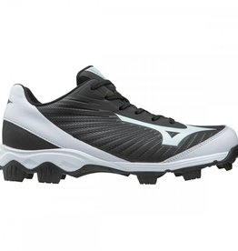 MIZUNO 9-SPIKE ADV YTH FRANCHISE 9 MD 5.5 BLACK/WHITE