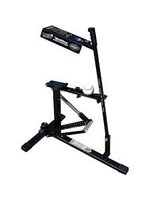 LOUISVILLE SLUGGER LOUISVILLE SLUGGER BLACK FLAME ULTIMATE PITCHING MACHINE