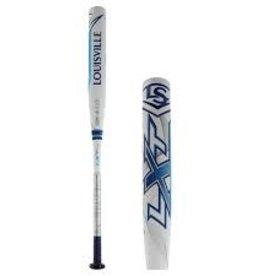 LOUISVILLE SLUGGER LOUISVILLE FP LXT X18 33 in/ 23 oz/ 2 1/4 white blue