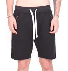 KING FASHION KING FASHION SHORTS BLK YTH MED-LG