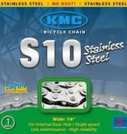 KMC INOX S10 S.S. SGL SPD CHN