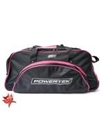 POWERTEK HOCKEY POWERTEK V3.0 TEK EQUIPMENT BAG BLACK & PINK W 36