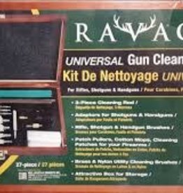 RAVAGE UNIVERSAL GUN CLEANING KIT