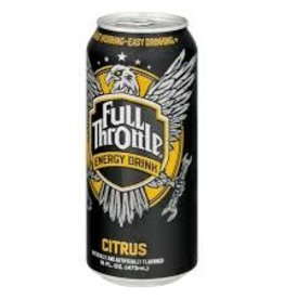 COKE COLA FULL THROTTLE ENERGY DRINK 473ML
