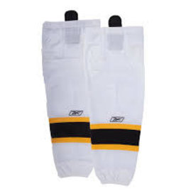 CCM Hockey REEBOK SX 100 BOS RBK WHITE ADULT SOCKS