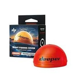 DEEPER DEEPER NIGHT COVER FOR DEEPER SMART SONAR ORANGE COVER UNIT