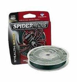 SPIDERWIRE Braided Line 65/15Lb/Dia 125Yds Spiderwire SCS65G-125 Stealth