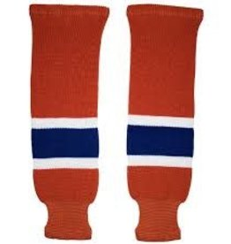 "CCM Hockey CCM SOCKS S100P EDM JR 20""ORANGE OILER"