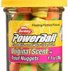 Berkley BERKLEY Biodegradable Power Nuggets Rainbow Berkley BPNRB PowerBait