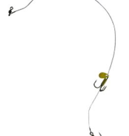 HUNTER'S SPECIALTIES INC. HT QSR-4 Quick Strike Rig #4 Treble Hook 1Pk