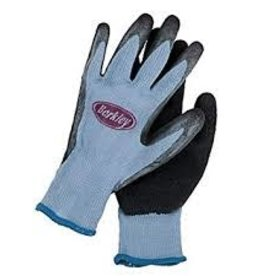 Berkley BERKLEY Fisherman's Glove Blue & Grey Berkley BTFG Non-Slip Coated