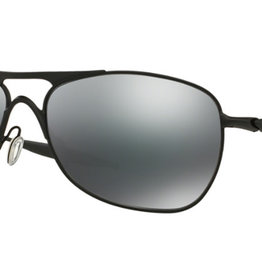 Oakley Canada Oakley Crosshair Matte Black w/Black Iridium