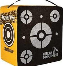 DELTA MCKENZIE DELTA MCKENZIE TARGET BLOCK SHOT BLOCKER 18X16X11  BLK/YEL