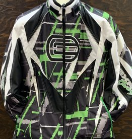 CHOKO DESIGN CHOKO JACKET MENS EXR BLACK/GREEN/WHITE S
