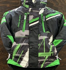 CHOKO DESIGN CHOKO JACKET JR HOT RIDER SIZE 6 BOYS