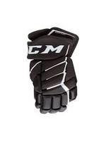 "CCM Hockey CCM GLOVE X-TRA PRO 14"" BLACK/WHT"