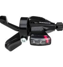 Shimano SHIFT LEVER SHIMANO SL-M310 ALTUS 3-SPEED BLACK FRONT