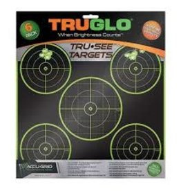 TRUGLO TRUGLO TARGET TRU-SEE ACCU-GRID 6 PK TG11A6