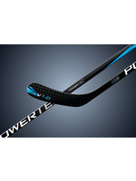 POWERTEK HOCKEY POWERTEK V1.0 TEK HOCKEY STICK FLEX 30 TYKES RH S BLUE- 38