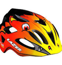 LAZER LAZER HELMET - P'NUT 16 / DRAGON FIRE