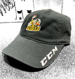 CCM Hockey HAWK CCM MESH CAP  BLK  YOUTH