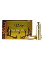 FEDERAL FEDERAL 357 MAG 158 GRAIN FUSION