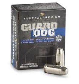 FEDERAL FEDERAL 45 AUTO 165 GRAIN FMJ GUARD DOG