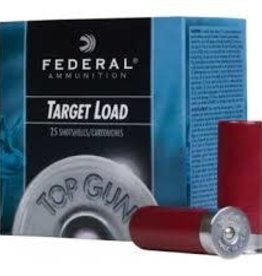 "FEDERAL FEDERAL TARGET LOAD TOP GUN 12G 23/4""11/8OZ #8"