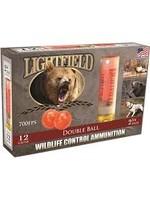"""Lightfield LIGHTFIELD  CWDB-12 GAUGE 2 3/4"""" Double Ball Home"""