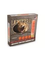 """Lightfield LIGHTFIELD CWRB-410 GAUGE 2 1/2"""" Wildlife RUBBER BUCKSHOT"""