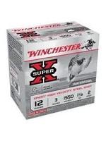 """WINCHESTER WINCHESTER  12 GA 2 3/4"""" 1 1/8 2 SHOT HL LEAD"""