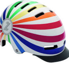 LAZER STREET HELMET CANDY COLOR L