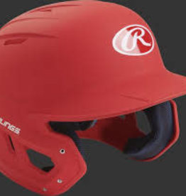 RAWLINGS RAWLINGS JR BATTING HELMET VELOR R1601J