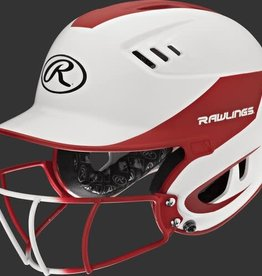 RAWLINGS RAWLINGS VELO BATTING HELMET R16H2FG