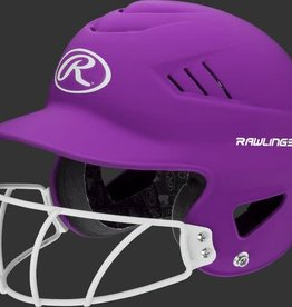 RAWLINGS RAWLINGS COOLFLO HIGH SCHOOL/COLLEGE BATTING HELMET
