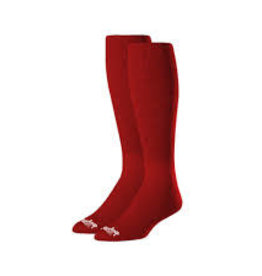 RAWLINGS RAWLINGS MULTI SPORT TUBE SOCKS RED XS SIZE 1-3