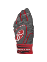 RAWLINGS RAWLINGS 5150 ADULT BATTING GLOVES SCARLET