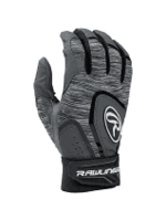 RAWLINGS RAWLINGS 5150 ADULT BATTING GLOVES BLACK