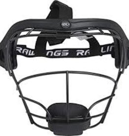 RAWLINGS RAWLINGS Softball Fielders Mask Black